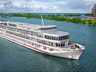 Viking Helgi River Cruise Ship Tracker