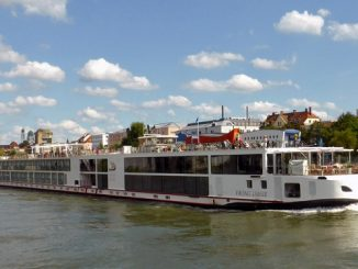 Viking Kvasir River Cruise Ship Tracker