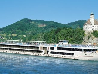 Viking Legend River Cruise Ship Tracker
