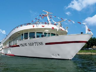 Viking Neptune River Cruise Ship Tracker