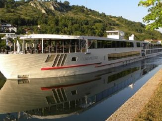 Viking Prestige River Cruise Ship Tracker