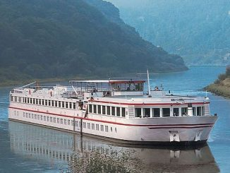 Viking Schumann River Cruise Ship Tracker