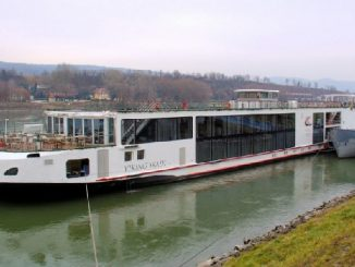Viking Skadi River Cruise Ship Tracker