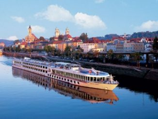 Viking Spirit River Cruise Ship Tracker