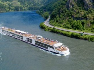 Viking VIlhjalm River Cruise Ship Tracker – Viking River Cruises