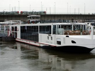 Viking Var River Cruise Ship Tracker