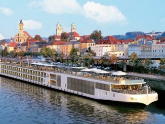 Viking Ve River Cruise Ship Tracker