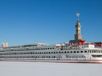 Zosima Shashkov River Cruise Ship Tracker